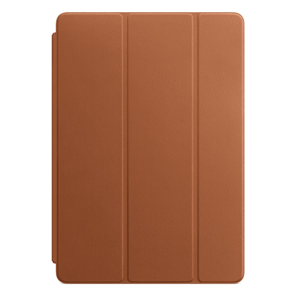 APPLE Leather Smart Cover pouzdro flip Apple iPad Pro 12.9 saddle brown