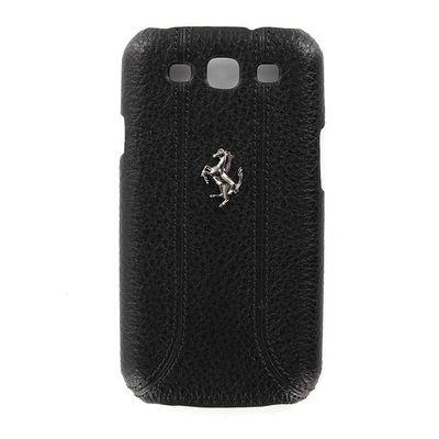 Ferrari hard case zadní kryt pro Samsung Galaxy S3, black