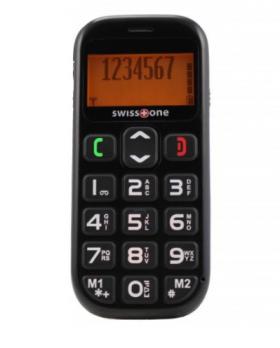 Mobilní telefon Swisstone BBM 320 Black