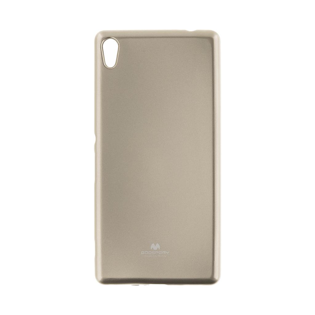 Pouzdro Mercury Jelly Case pro Sony Xperia XA Ultra zlaté