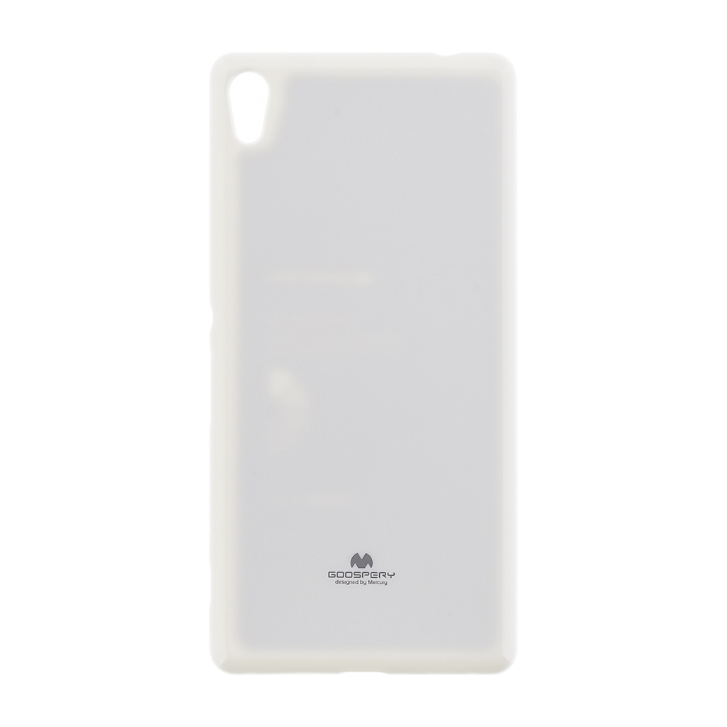 Pouzdro Mercury Jelly Case pro Sony Xperia XA Ultra bílé