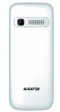 Mobilní telefon Aligator D930 Dual sim White / Black