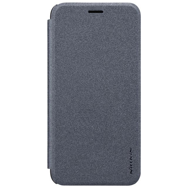 Nillkin Sparkle flipové pouzdro ASUS Zenfone 4 Selfie ZD553KL black