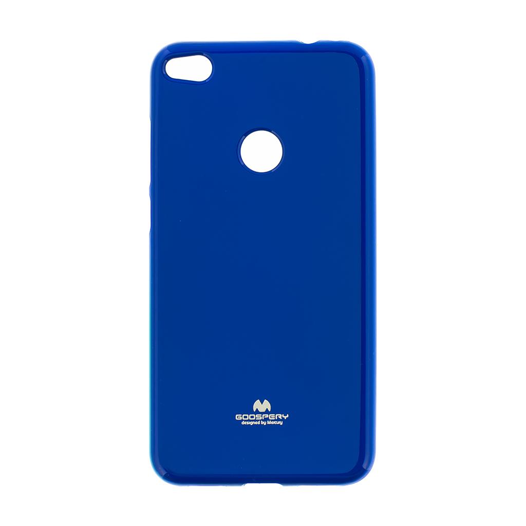 Pouzdro Mercury Jelly Case pro Huawei P8/P9 Lite 2017 modré