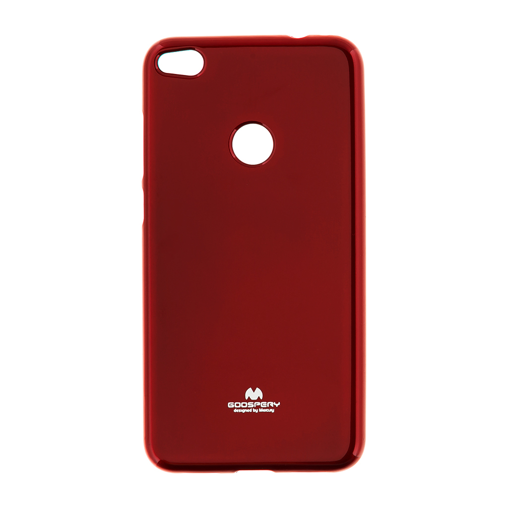 Mercury Jelly Case pro Huawei P8/P9 Lite 2017 Red