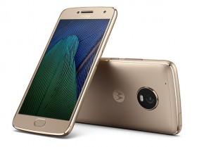 Mobilní telefon Lenovo Moto G5s Dual SIM Gold