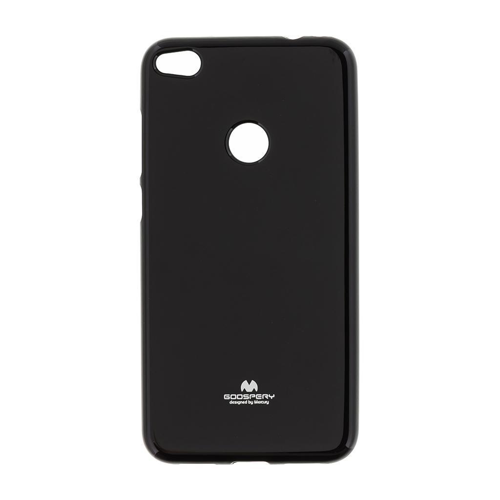 Pouzdro Mercury Jelly Case pro Huawei P8/P9 Lite 2017 černé