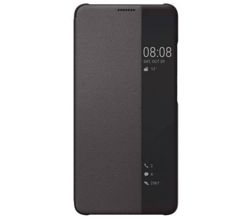 Huawei S-View flipové pouzdro Huawei Mate 10 Pro brown