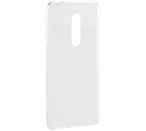 Zadní kryt Forcell Ultra Slim 0,3mm pro Nokia 5, transparent