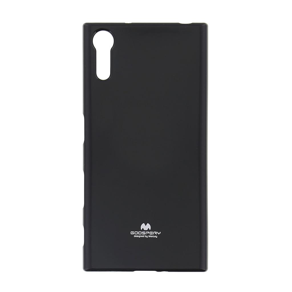 Pouzdro Mercury Jelly Case pro Sony Xperia XZ černé