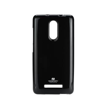 Pouzdro Mercury Jelly Case pro Xiaomi Note 3 Černé