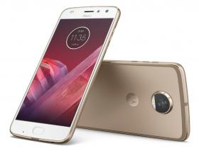 Mobilní telefon Motorola Moto Z2 Play Dual SIM Gold