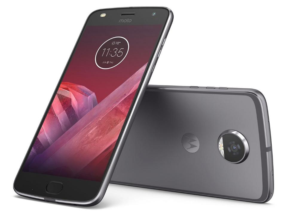 Motorola Moto Z2 Play Dual SIM Grey