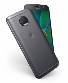 Mobilní telefon Lenovo Moto G5s Plus Grey