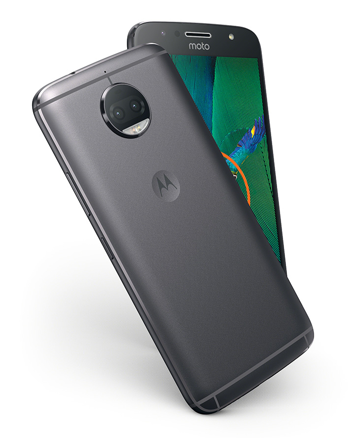 Lenovo Moto G5s Plus Grey