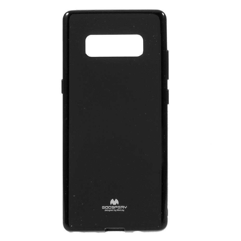 Pouzdro Mercury Jelly Case pro Samsung Galaxy Note 8 černé