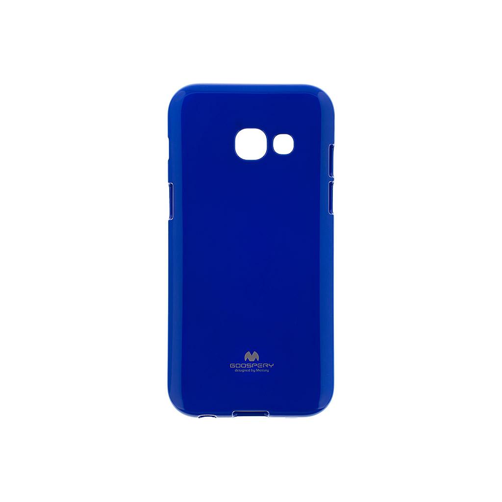 Pouzdro Mercury Jelly Case pro Sony Xperia XZ1 modré