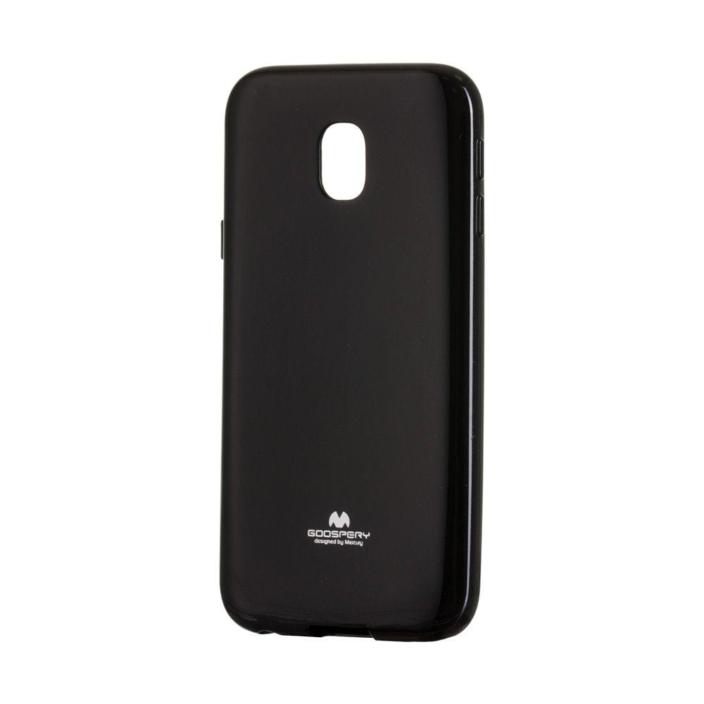 Pouzdro Mercury Jelly Case pro Apple iPhone X černé