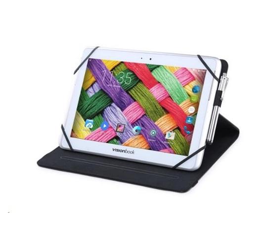 """UMAX Tablet Case Univerzální obal na tablety 10"""" black"""
