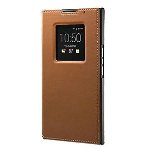 BlackBerry SMART flipové pouzdro ACC-62173-002 BlackBerry Priv tan