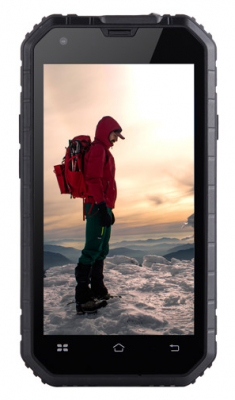 Mobilní telefon Aligator RX460 eXtremo Black