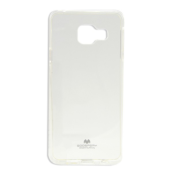 Pouzdro Mercury Jelly Case pro Samsung Galaxy Note 8 čiré