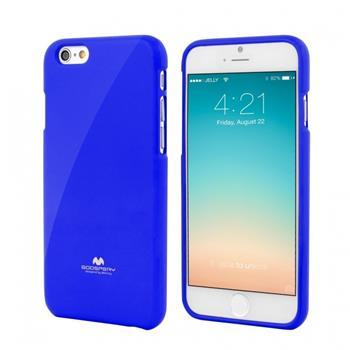 Pouzdro Mercury Jelly Case pro Apple iPhone 6 PLUS/6S Plus modré