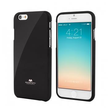Pouzdro Mercury Jelly Case pro Apple iPhone 6 PLUS/6S Plus černé