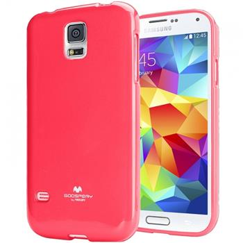 Pouzdro Mercury Jelly Case pro LG Optimus L5 II růžové