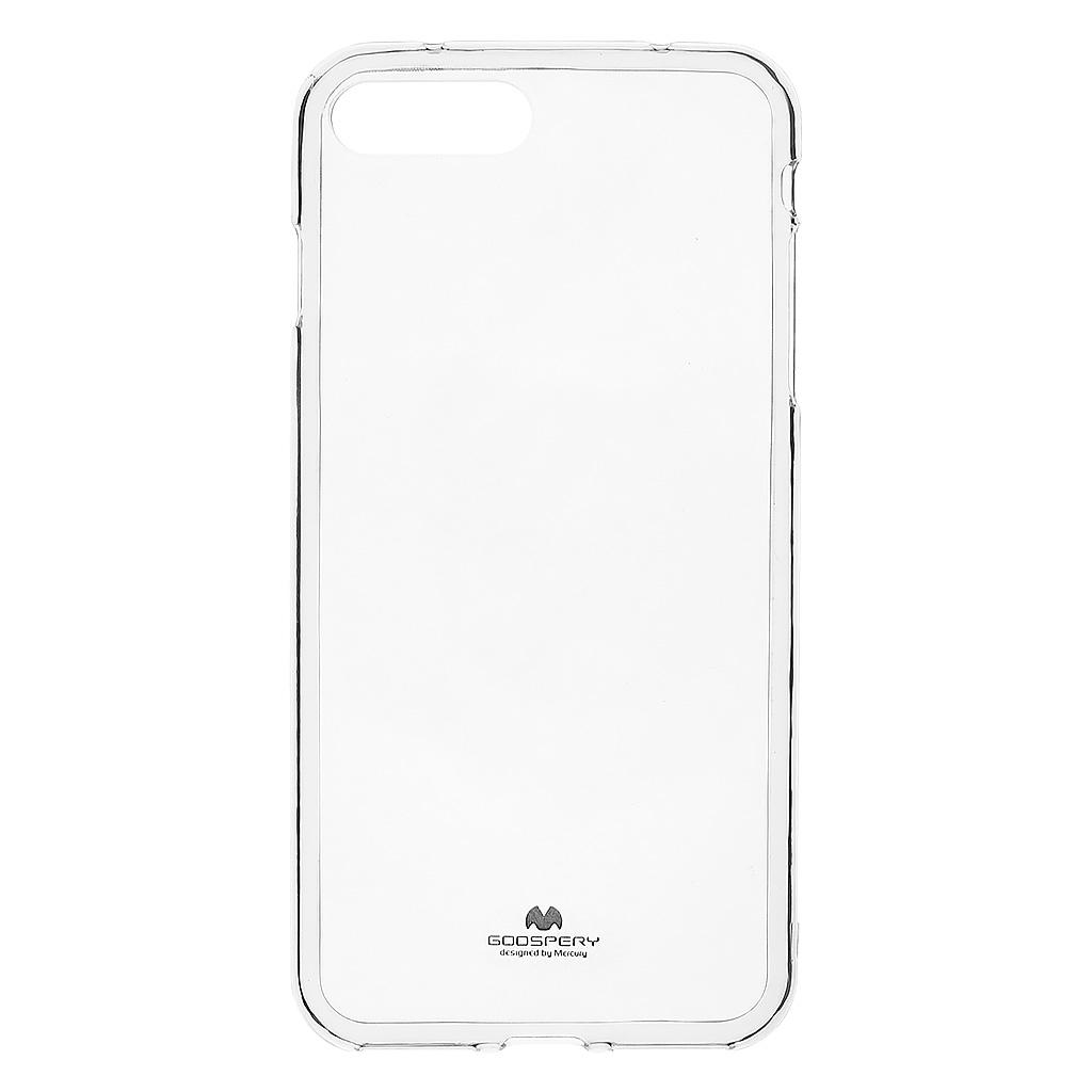 Pouzdro Mercury Jelly Case pro Apple iPhone 7 Plus čiré