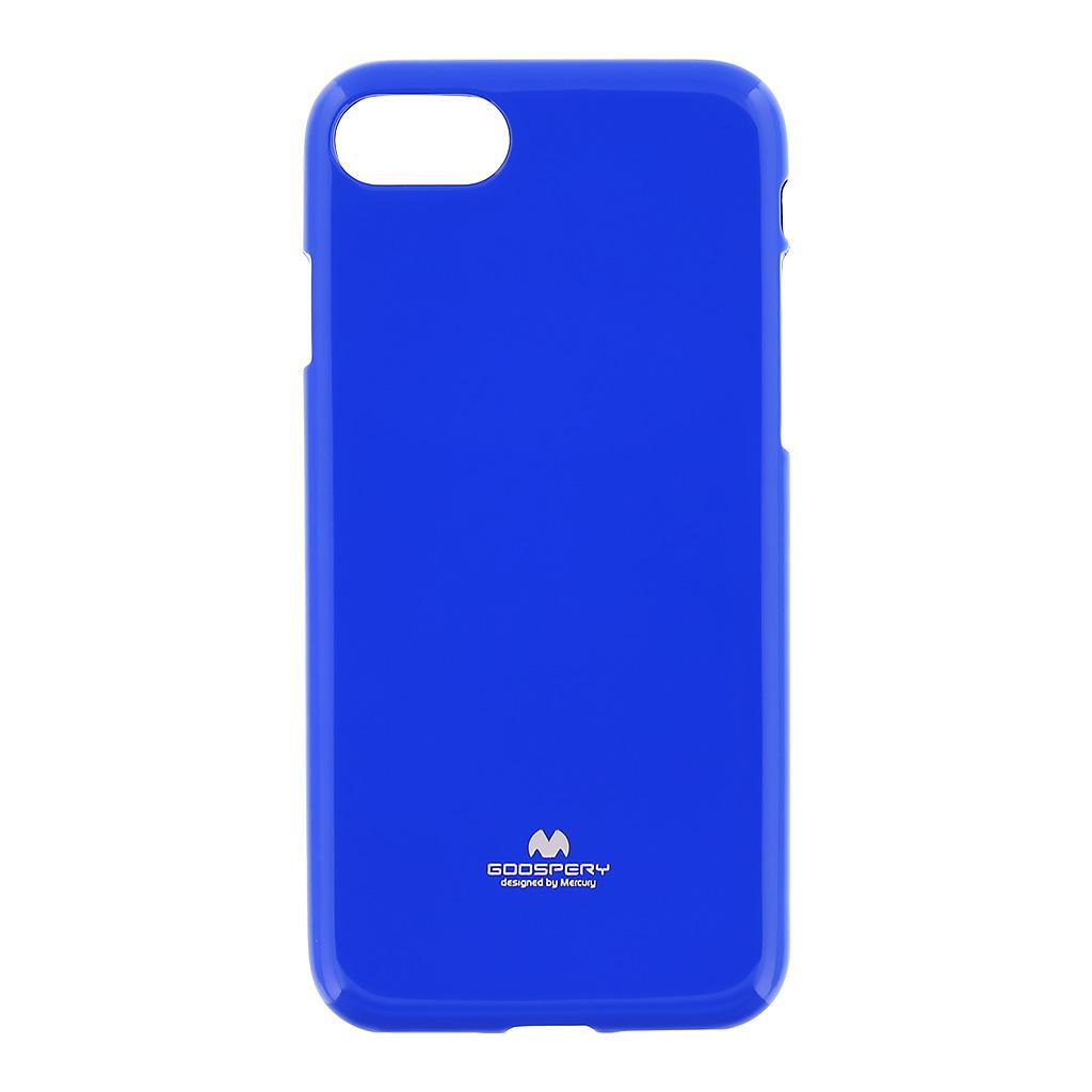 Pouzdro Mercury Jelly Case pro Apple iPhone 7 modré