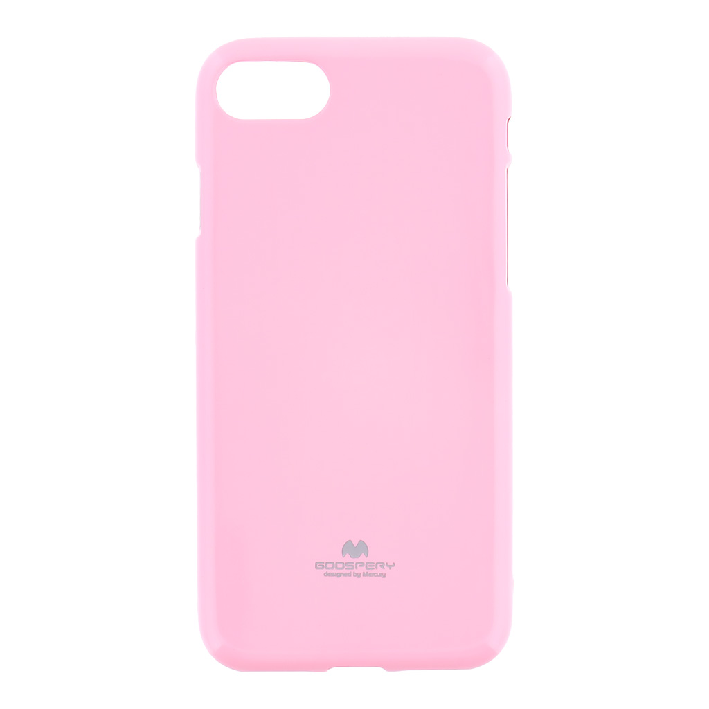 Pouzdro Mercury Jelly Case pro Apple iPhone 7 růžové
