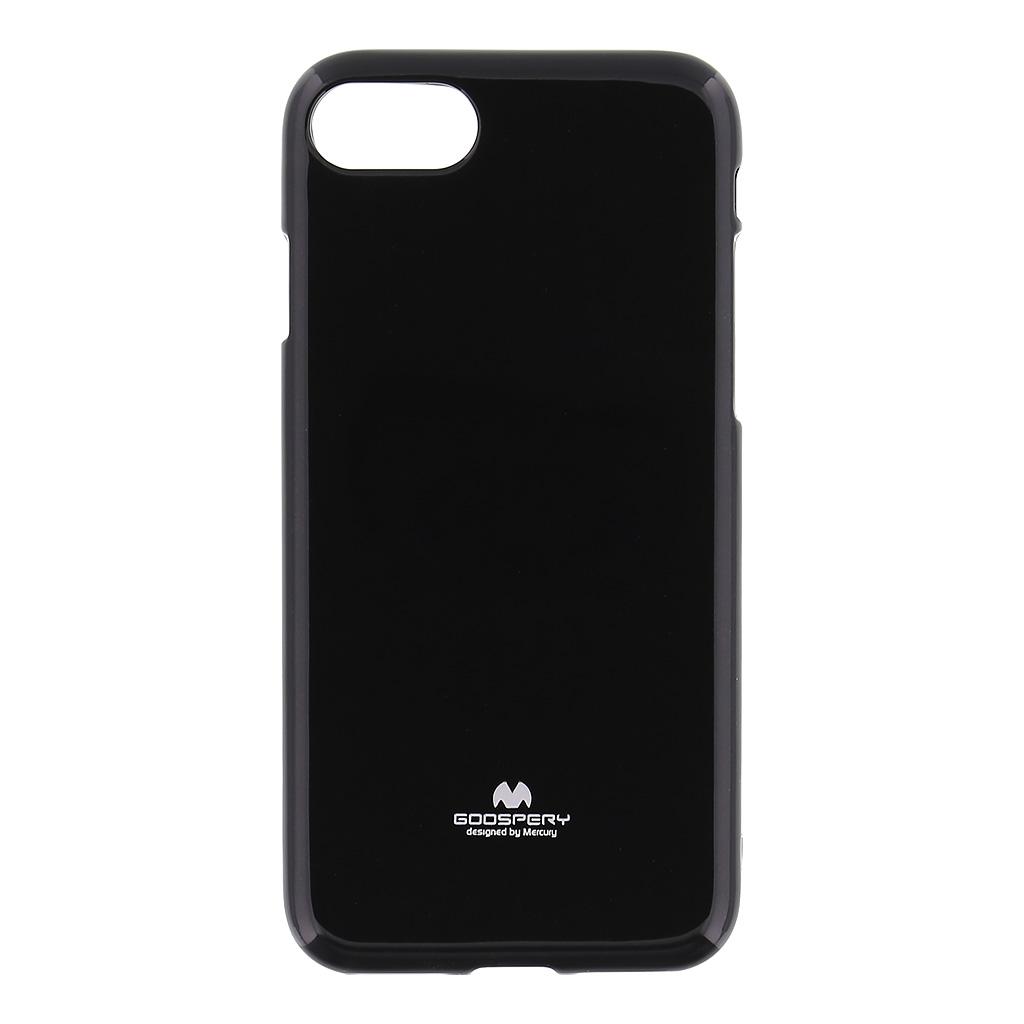 Pouzdro Mercury Jelly Case pro Apple iPhone 7 černé