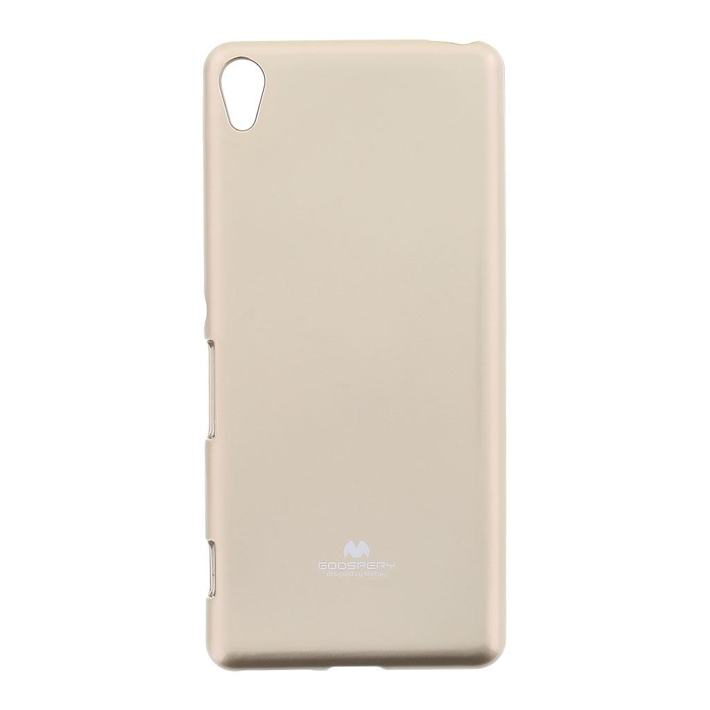 Pouzdro Mercury Jelly Case pro Sony Xperia XA zlaté