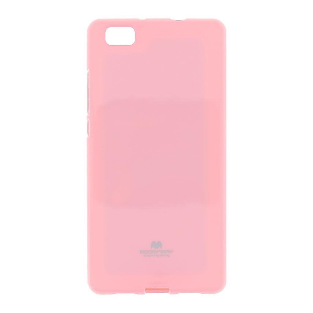 Pouzdro Mercury Jelly Case pro Huawei P9 Lite Light Pink