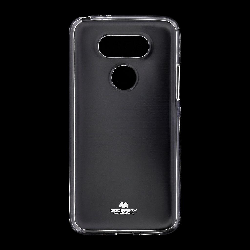 Pouzdro Mercury Jelly Case pro LG X Cam Transparent