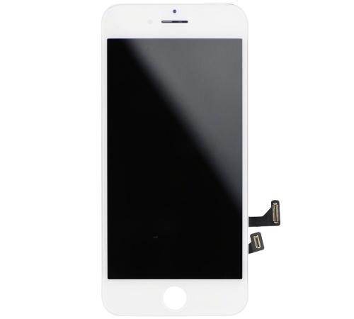 LCD display + dotyková deska pro Apple iPhone 7, white AAA
