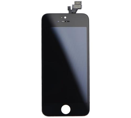 LCD display + dotyk pro Apple iPhone 5, black OEM