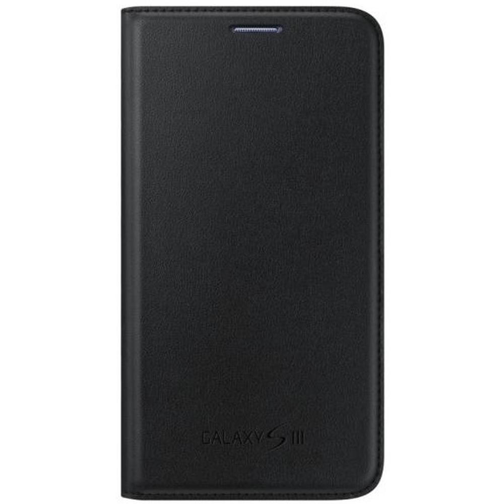 Samsung Wallet pouzdro flip EF-NI930BB Samsung Galaxy S III/S III Neo black