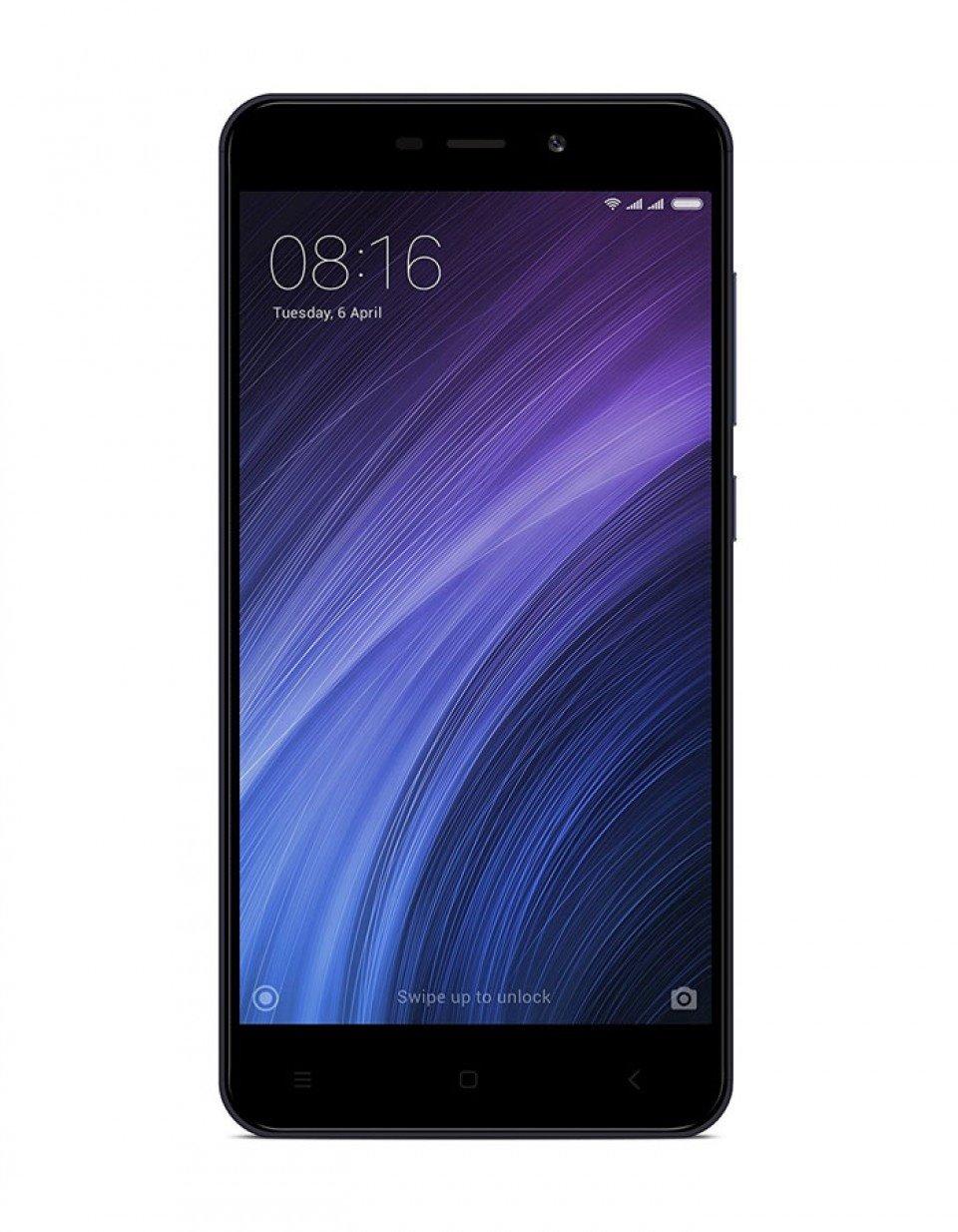 Xiaomi Redmi 4A CZ LTE 2GB/32GB Black
