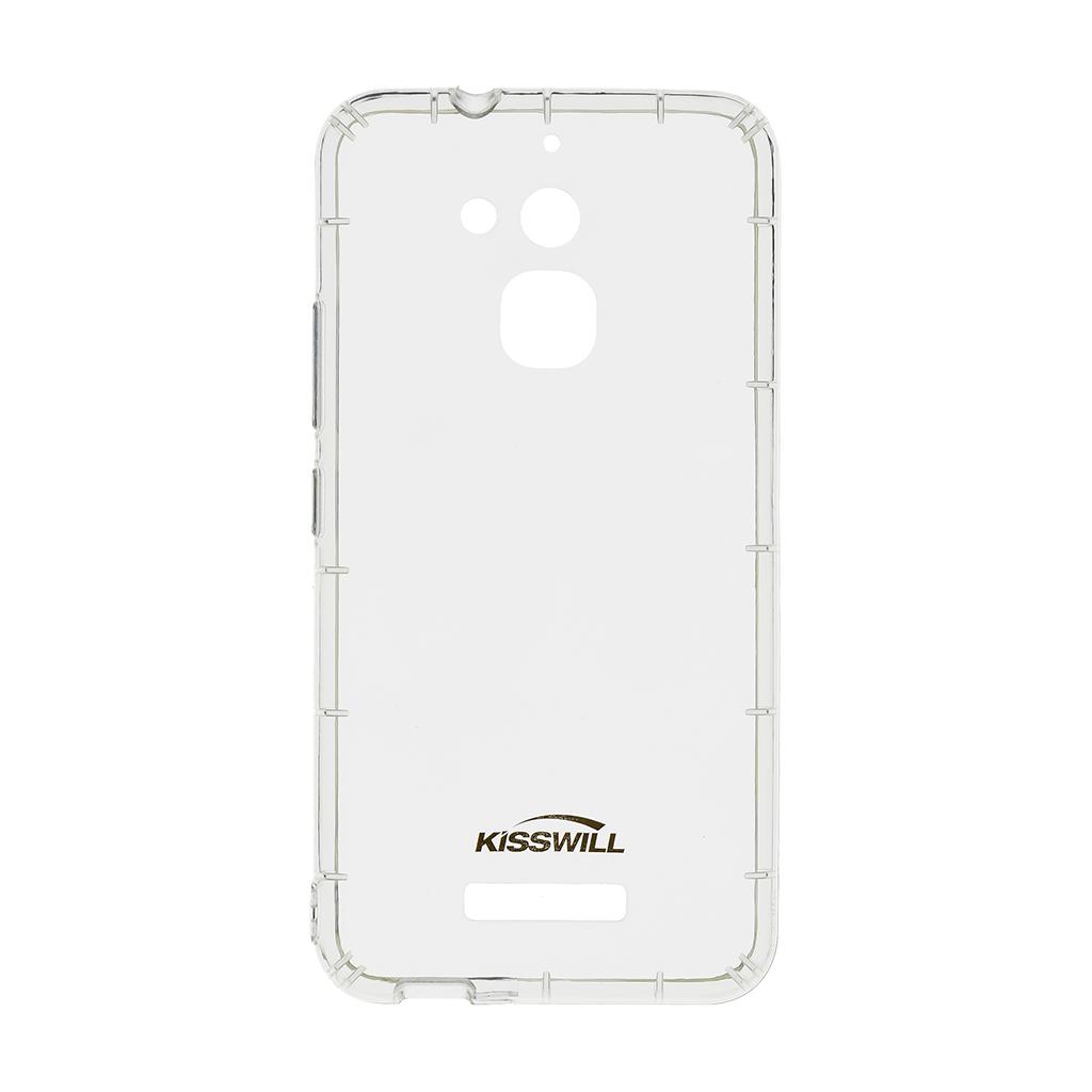 Kisswill Air silikonové pouzdro pro Asus ZC520TL, transparentní