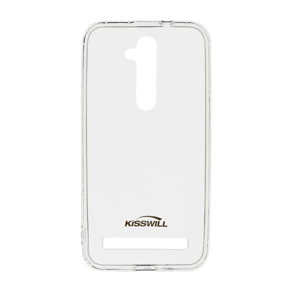 Kisswill Air silikonové pouzdro pro Asus ZB500KG, transparentní