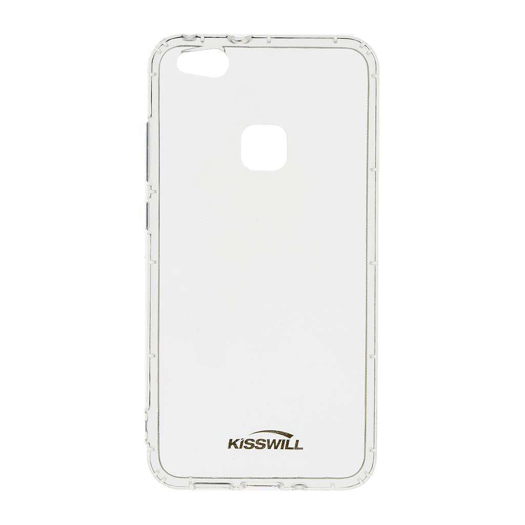 Kisswill Air silikonové pouzdro pro Huawei P10 Lite, transparentní