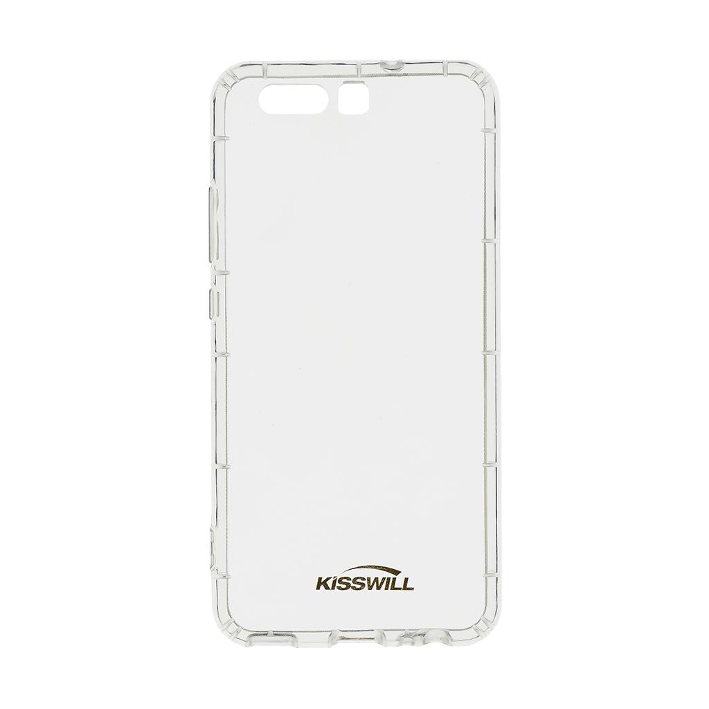 Kisswill Air silikonové pouzdro pro Huawei P10, transparentní