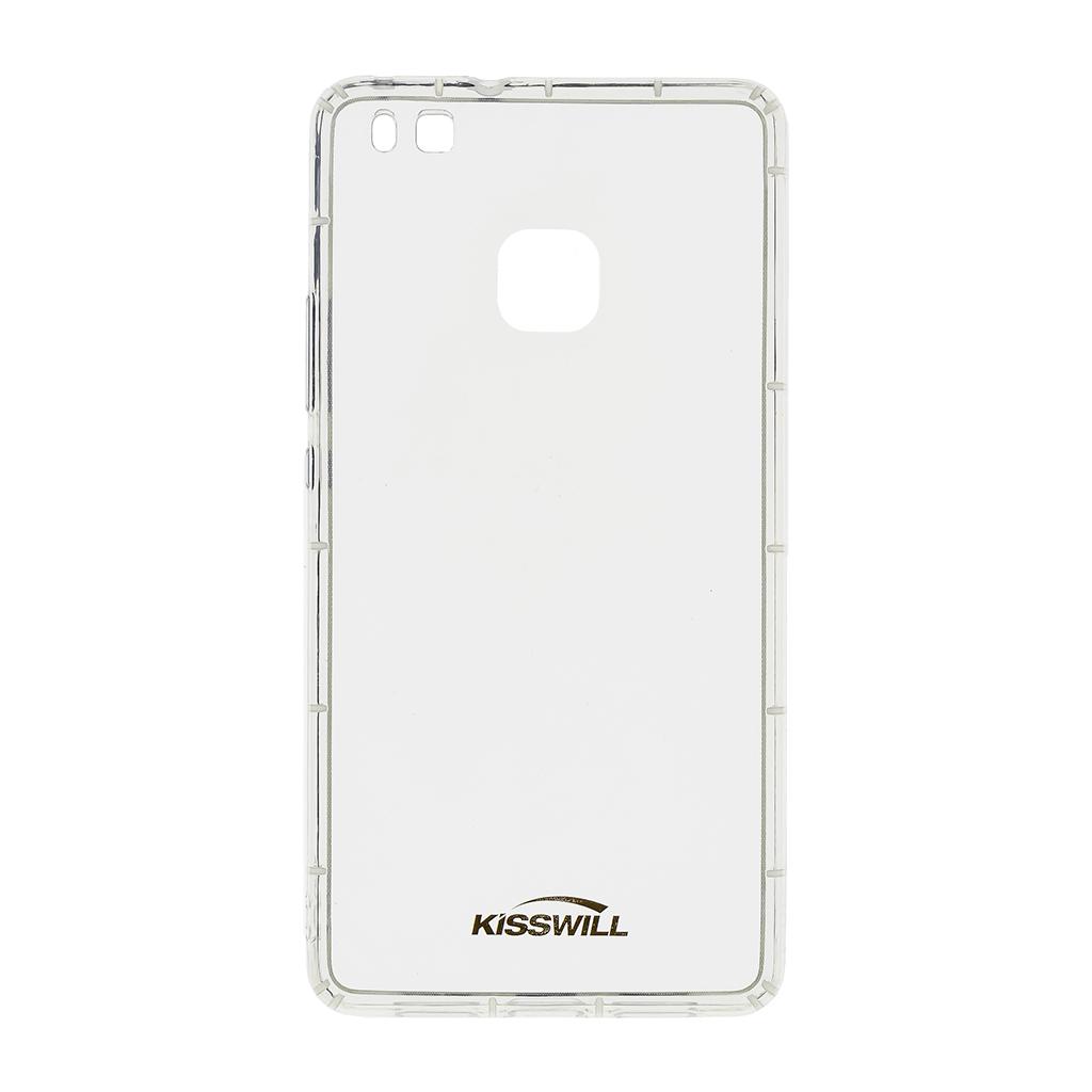 Kisswill Air silikonové pouzdro pro Huawei P9 Lite, transparentní