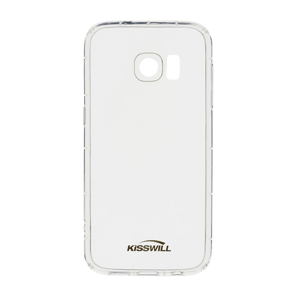 Kisswill Air silikonové pouzdro pro Samsung G930 S7, transparentní