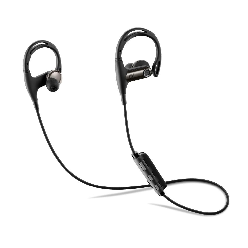 Bezdrátová In-ear sluchátka CELLULARLINE STEADY BT black