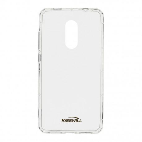 Kisswill Air silikonové pouzdro pro Xiaomi Redmi Note 4 G, transparentní