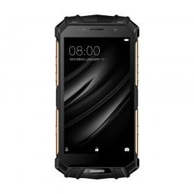 Odolný mobilní telefon Doogee S60 Dual SIM Gold