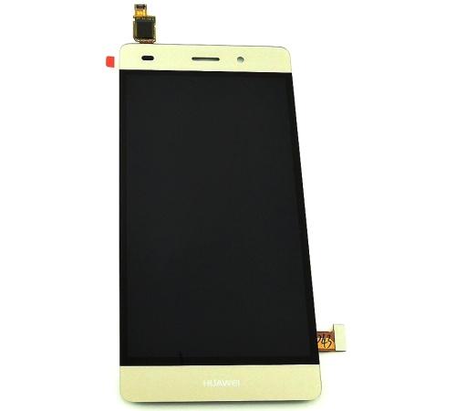 LCD + dotyková jednotka ND Huawei P8 Lite gold